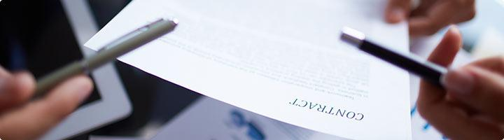 Avocat droit des contrats à Paris 16
